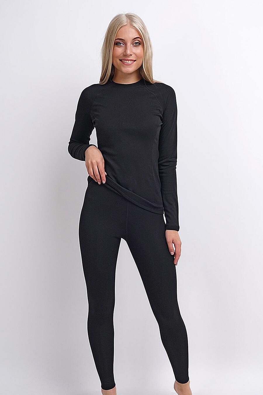 Легинсы (Термобелье) для женщин CLEVER 158568 купить оптом от производителя. Совместная покупка женской одежды в OptMoyo