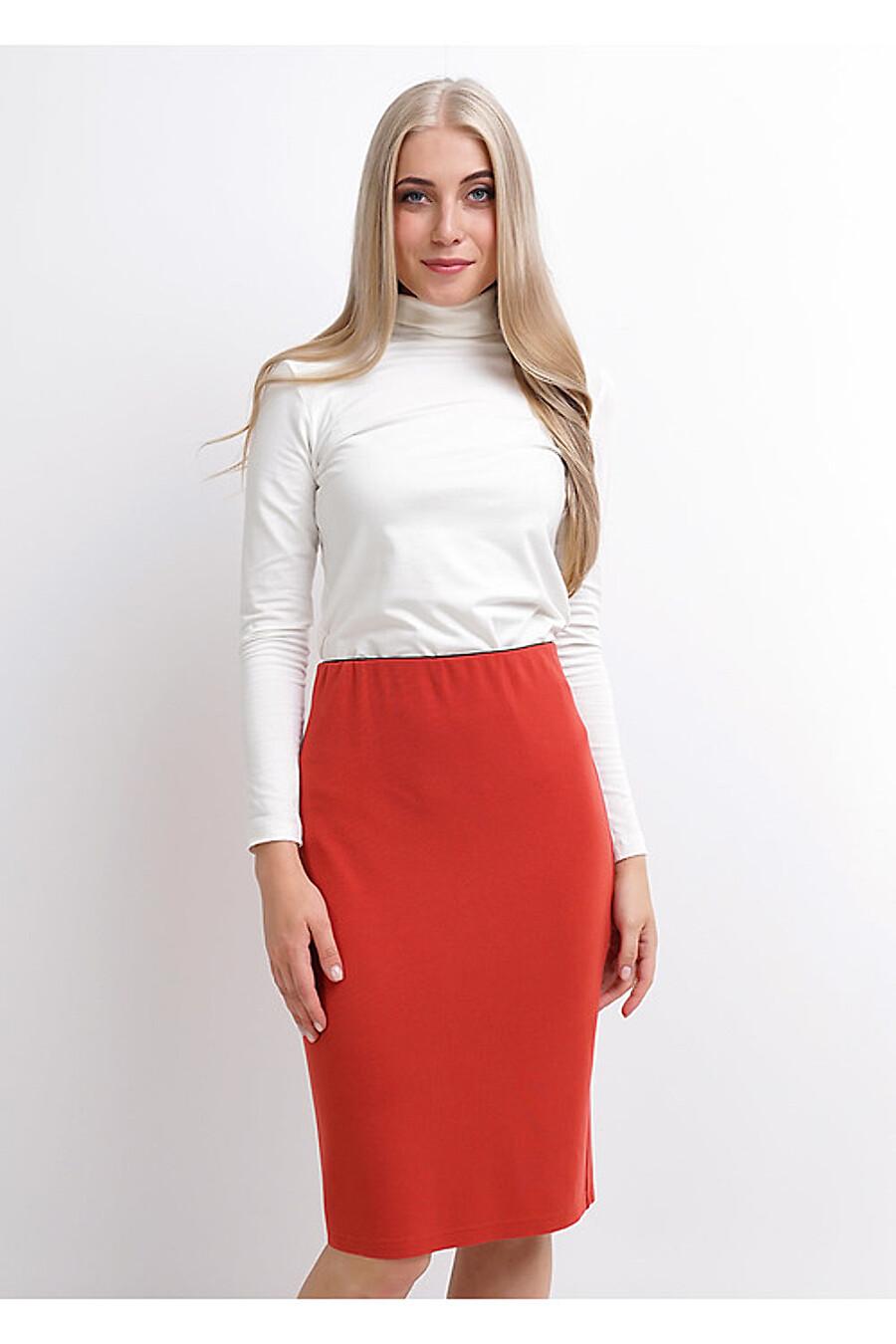 Юбка для женщин CLEVER 158763 купить оптом от производителя. Совместная покупка женской одежды в OptMoyo