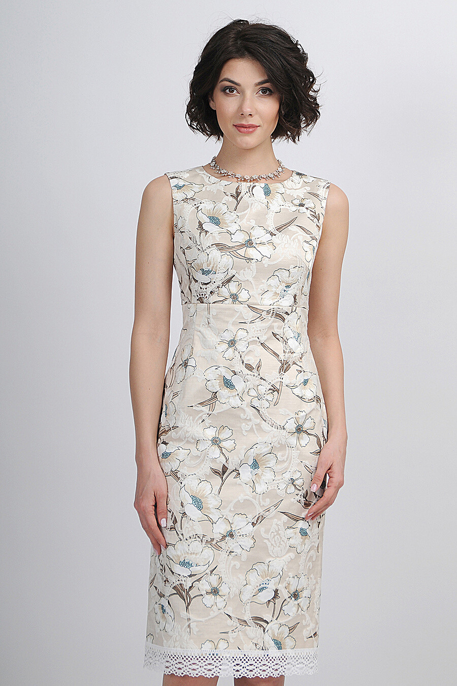 Платье для женщин Vemina 161293 купить оптом от производителя. Совместная покупка женской одежды в OptMoyo