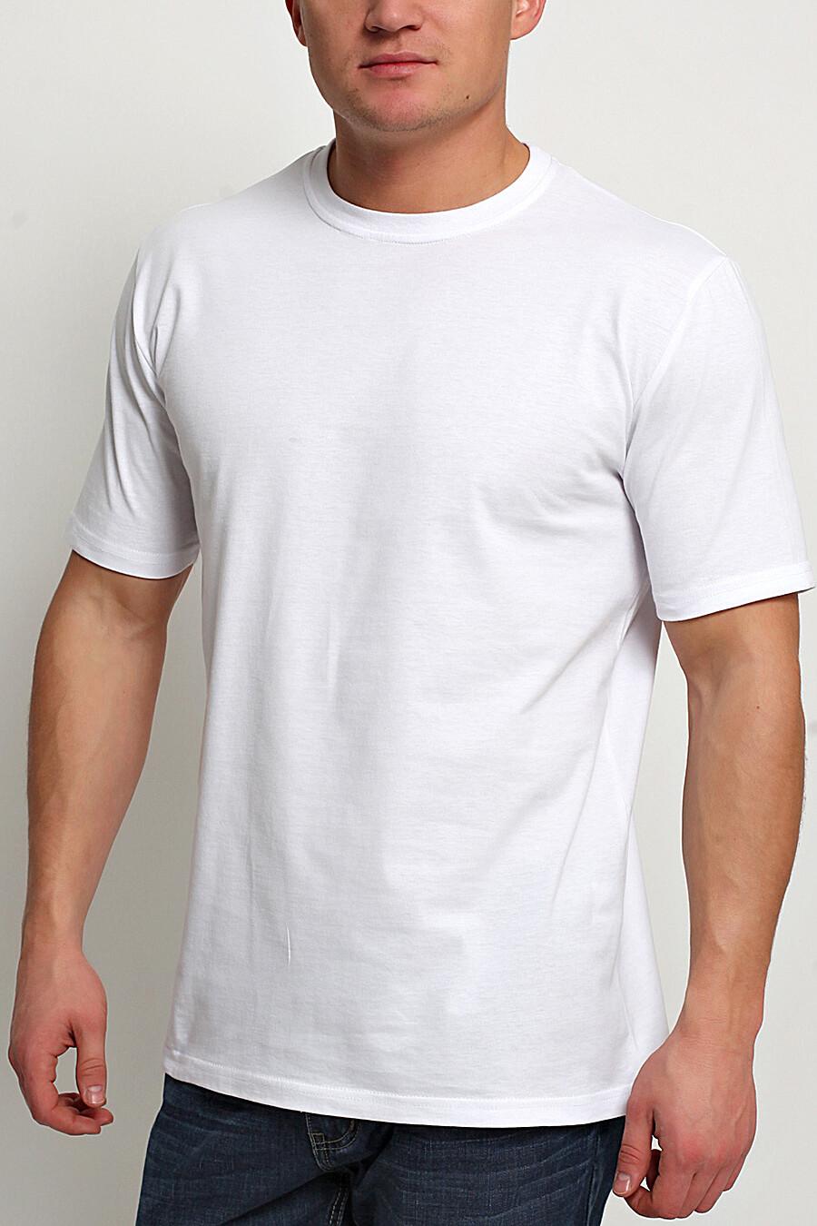 Футболка для мужчин CLEVER 164193 купить оптом от производителя. Совместная покупка мужской одежды в OptMoyo