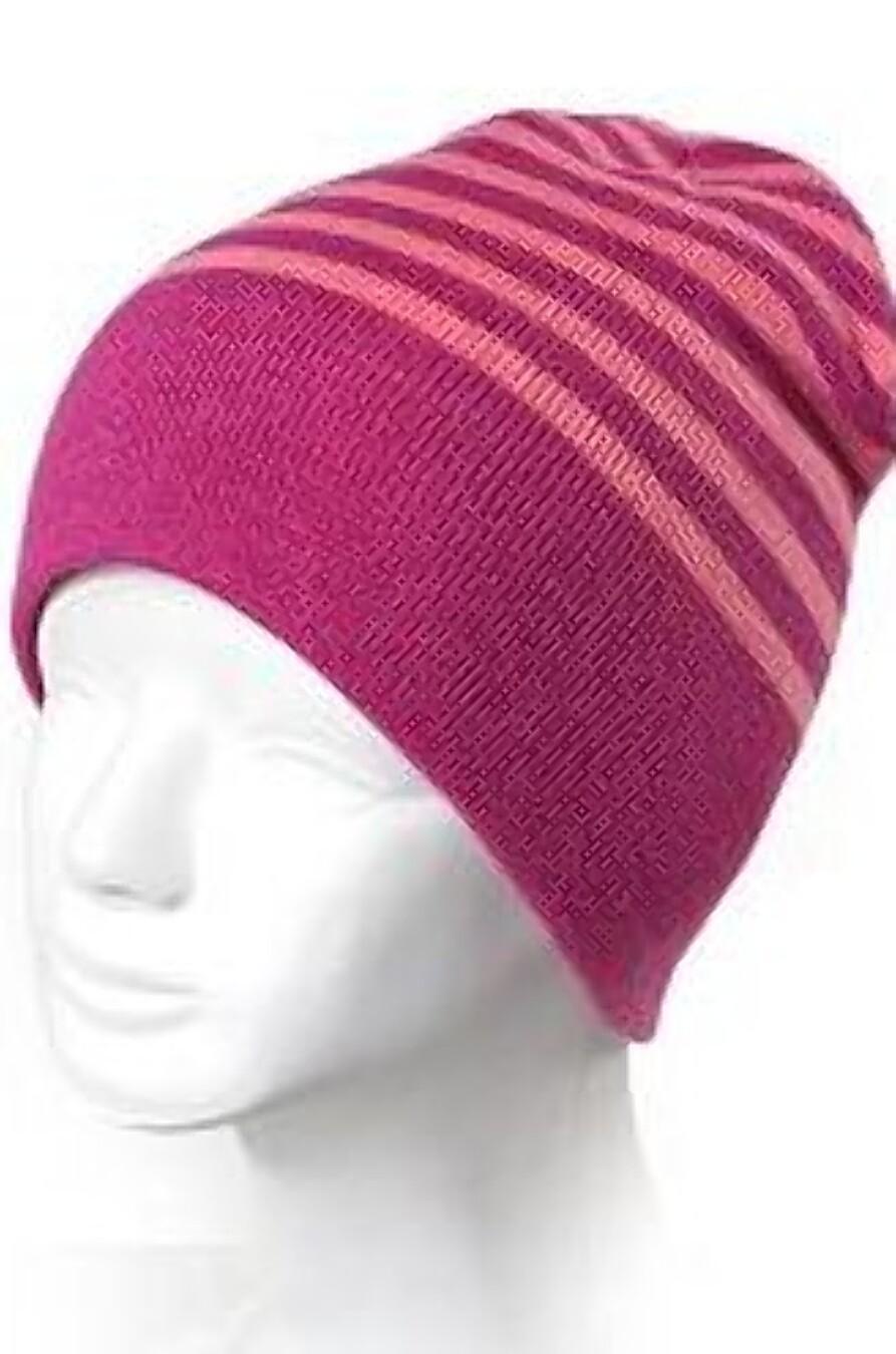 Шапка для женщин CLEVER 164400 купить оптом от производителя. Совместная покупка женской одежды в OptMoyo