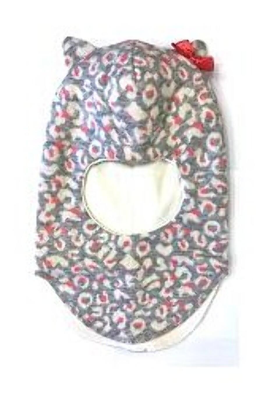 Шапка для девочек CLEVER 164553 купить оптом от производителя. Совместная покупка детской одежды в OptMoyo