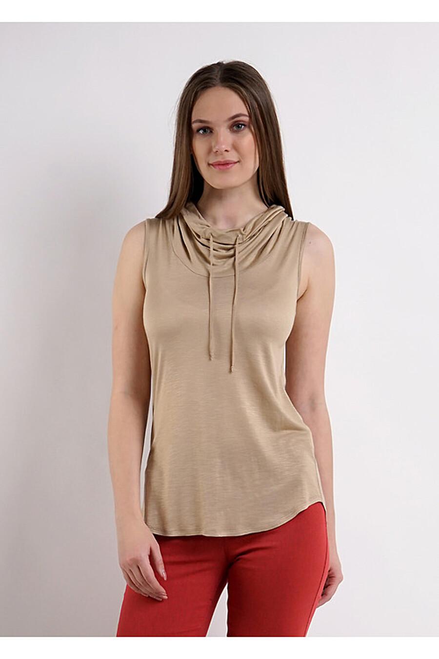 Джемпер для женщин CLEVER 169251 купить оптом от производителя. Совместная покупка женской одежды в OptMoyo