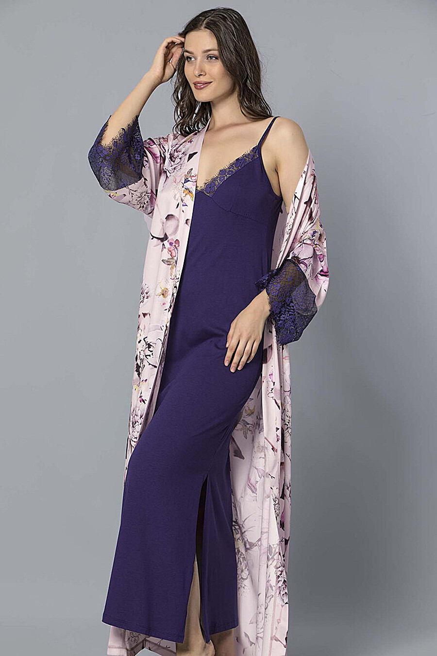 Комплект (халат+сорочка) PE.CHITTO (169422), купить в Moyo.moda