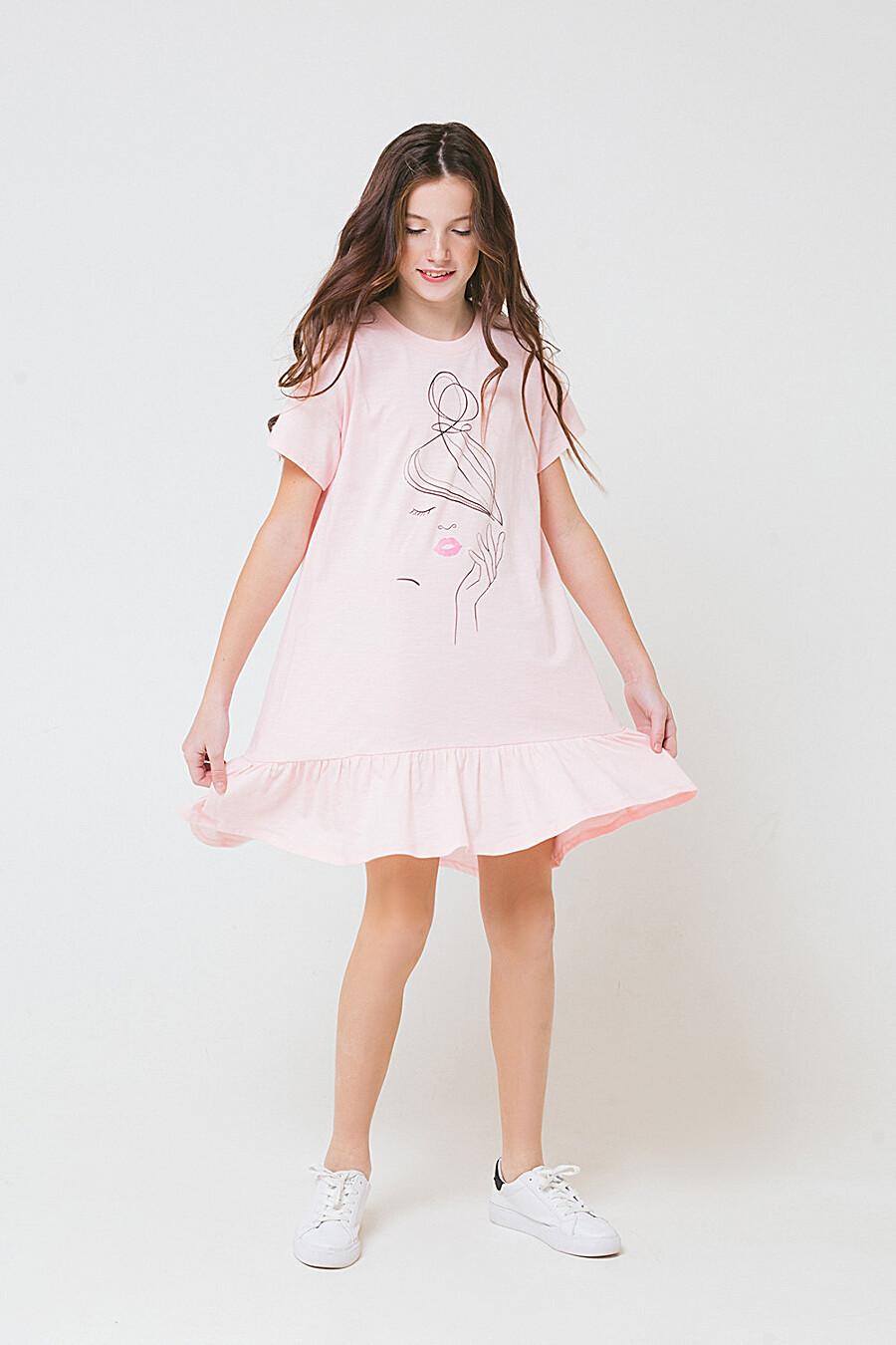 Платье для девочек CUBBY 175767 купить оптом от производителя. Совместная покупка детской одежды в OptMoyo