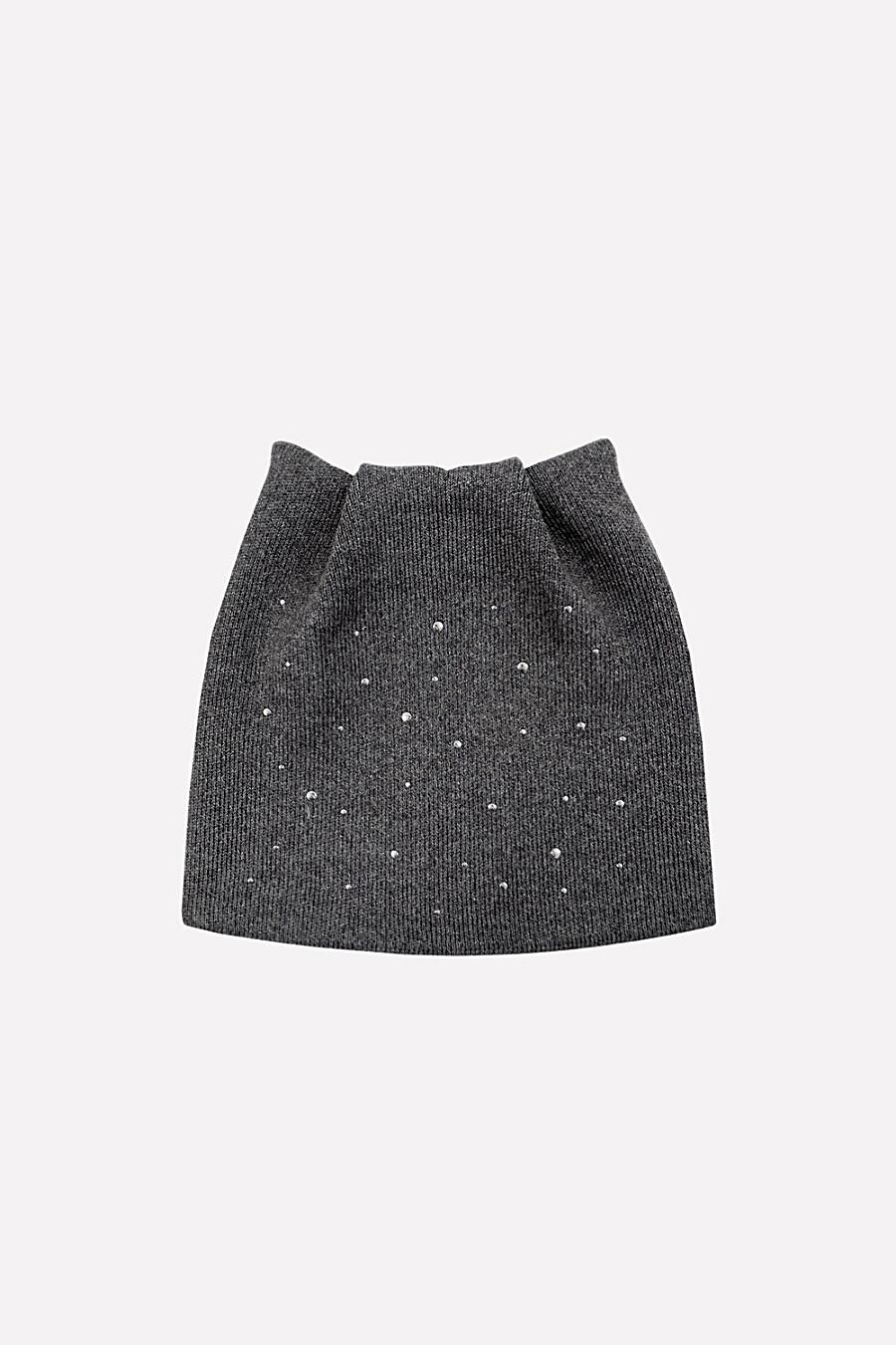 Шапка для девочек CROCKID 175875 купить оптом от производителя. Совместная покупка детской одежды в OptMoyo