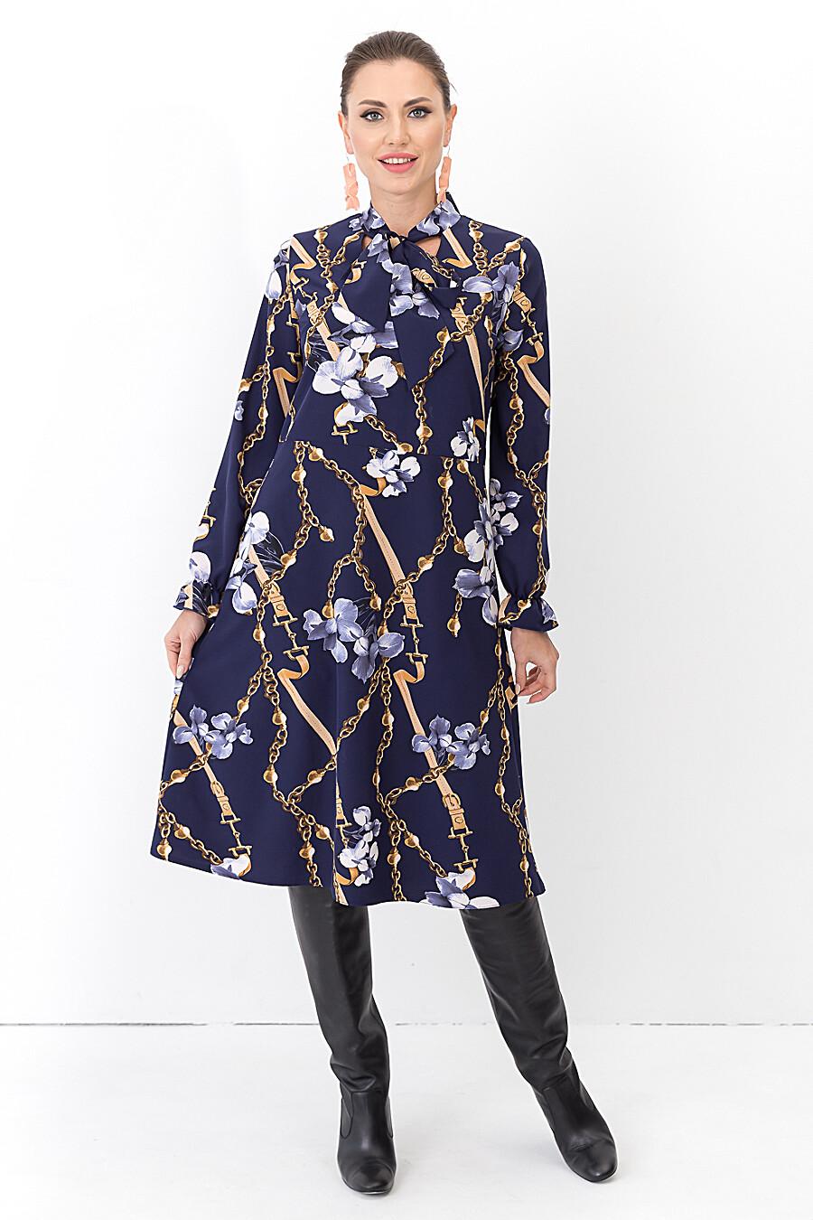 Платье LADY TAIGA (176046), купить в Optmoyo.ru