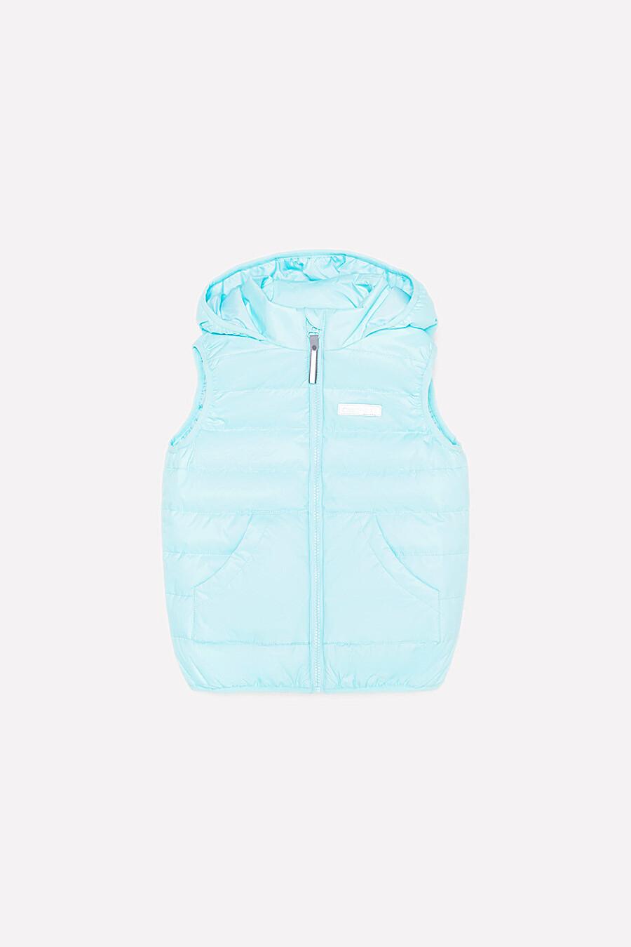 Жилет для девочек CROCKID 176080 купить оптом от производителя. Совместная покупка детской одежды в OptMoyo