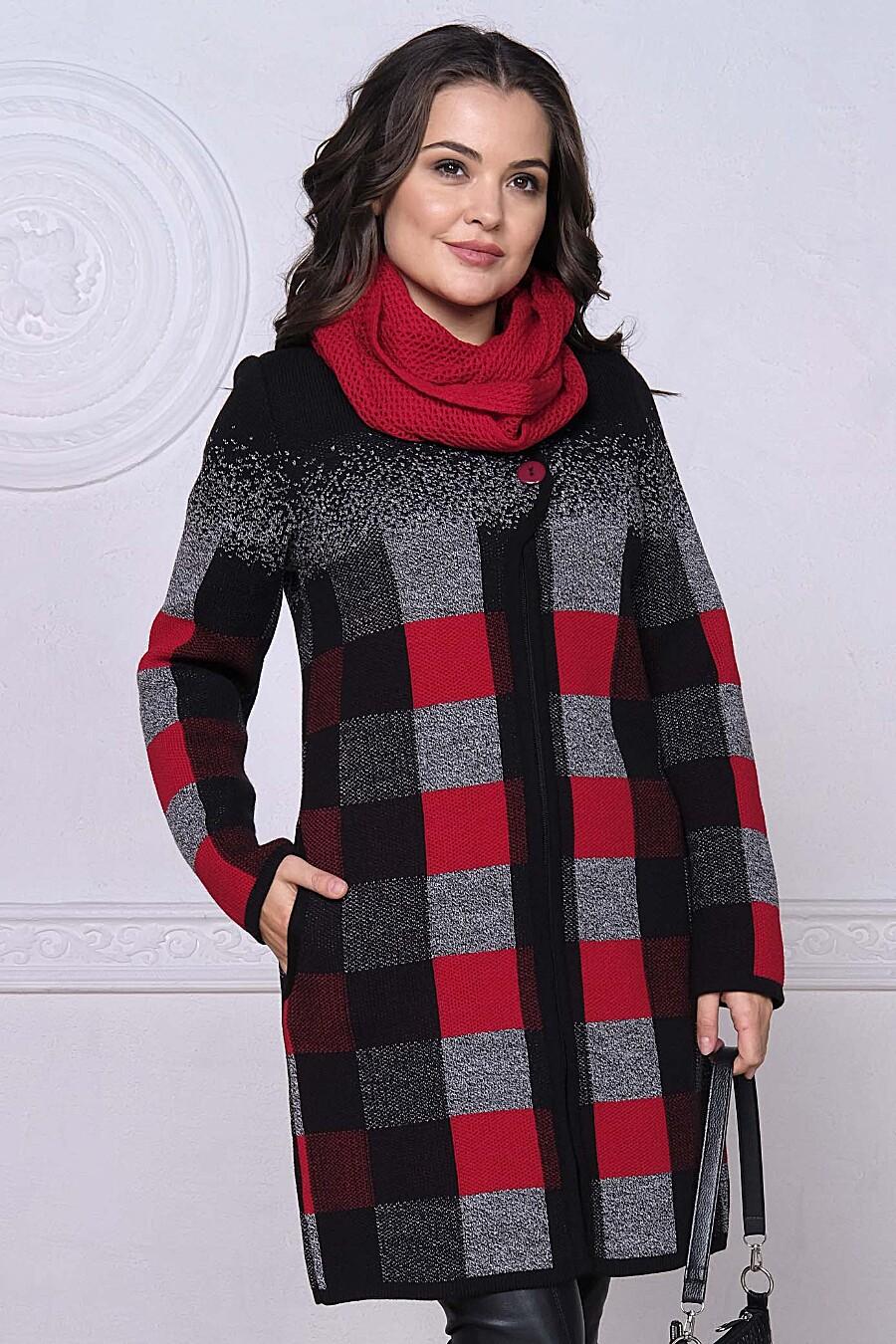 Кардиган для женщин ANKOLI 184361 купить оптом от производителя. Совместная покупка женской одежды в OptMoyo