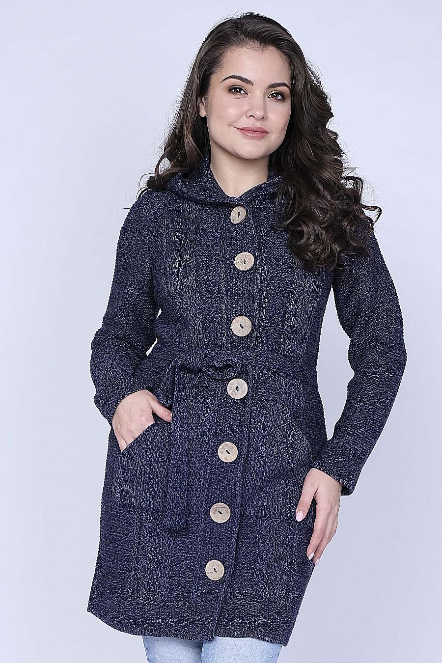 Кардиган для женщин ANKOLI 184454 купить оптом от производителя. Совместная покупка женской одежды в OptMoyo