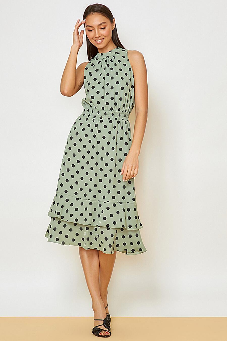 Платье для женщин VITTORIA VICCI 184621 купить оптом от производителя. Совместная покупка женской одежды в OptMoyo