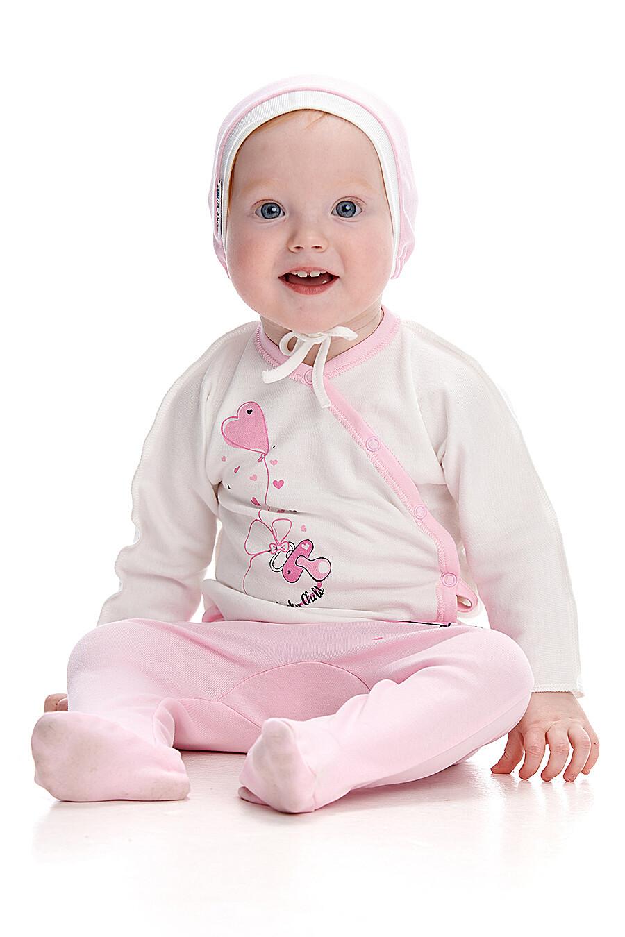 Ползунки для девочек LUCKY CHILD 184780 купить оптом от производителя. Совместная покупка детской одежды в OptMoyo