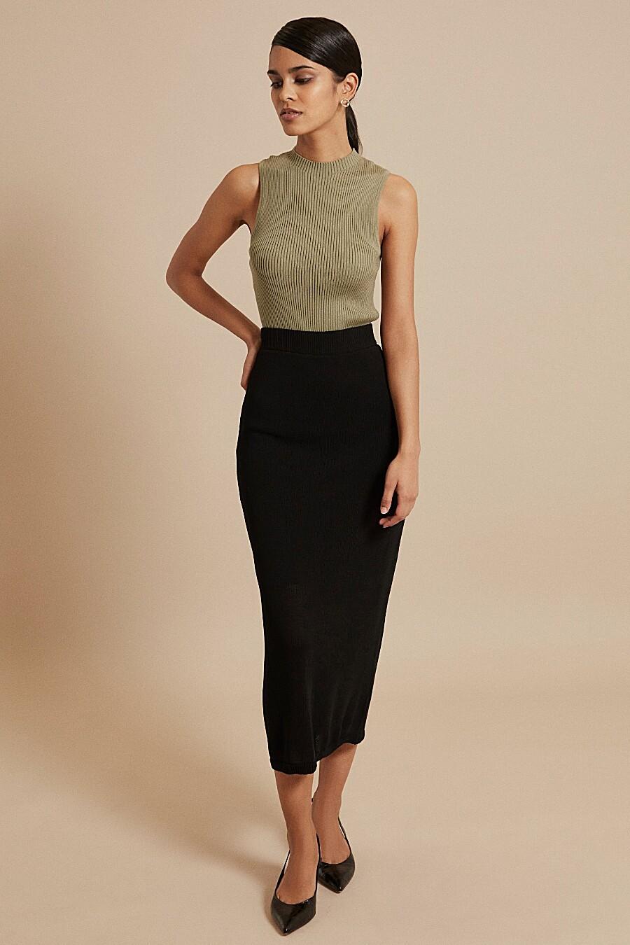 Юбка для женщин ZARINA 205213 купить оптом от производителя. Совместная покупка женской одежды в OptMoyo