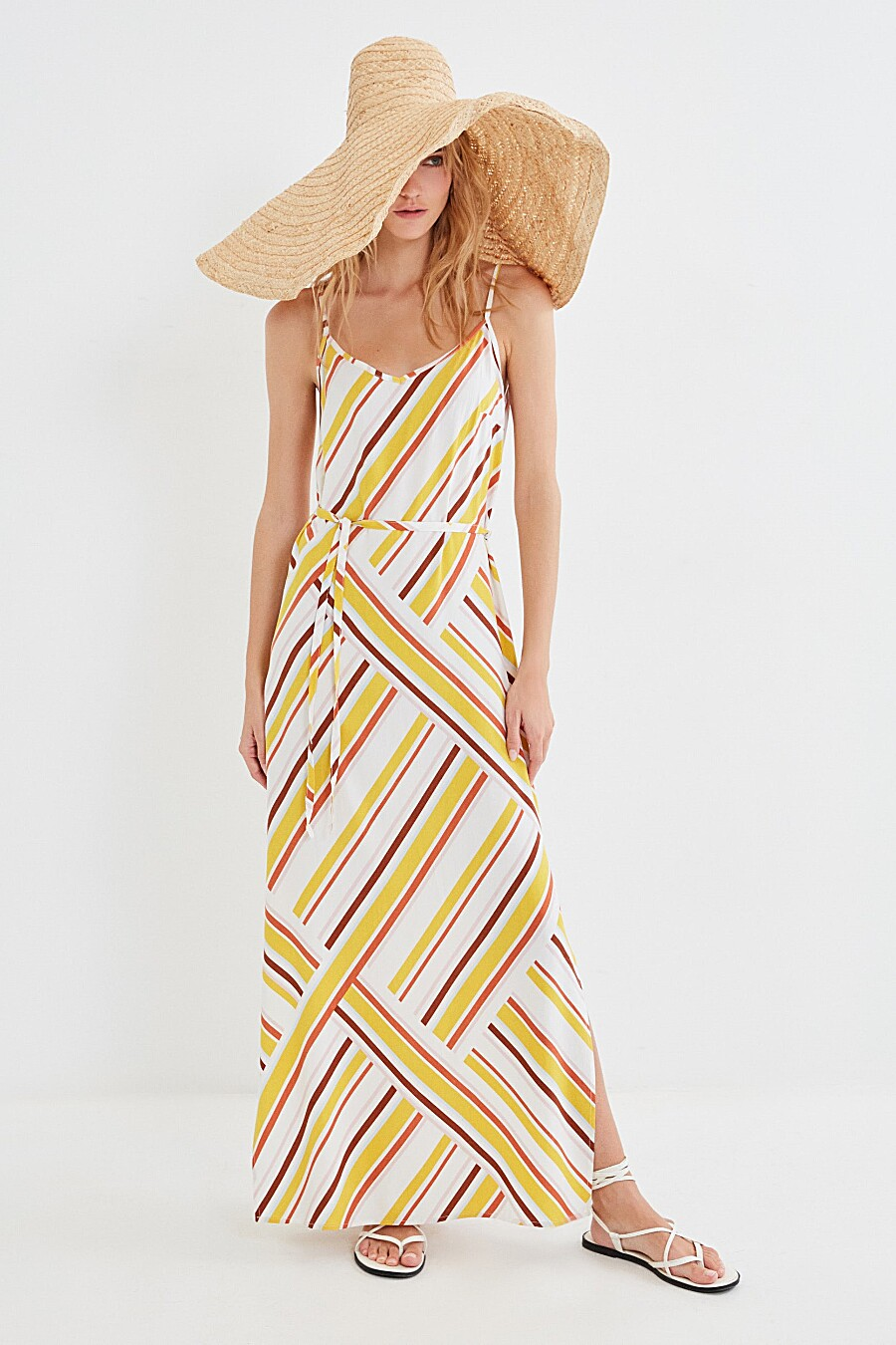 Платье для женщин ZARINA 205221 купить оптом от производителя. Совместная покупка женской одежды в OptMoyo