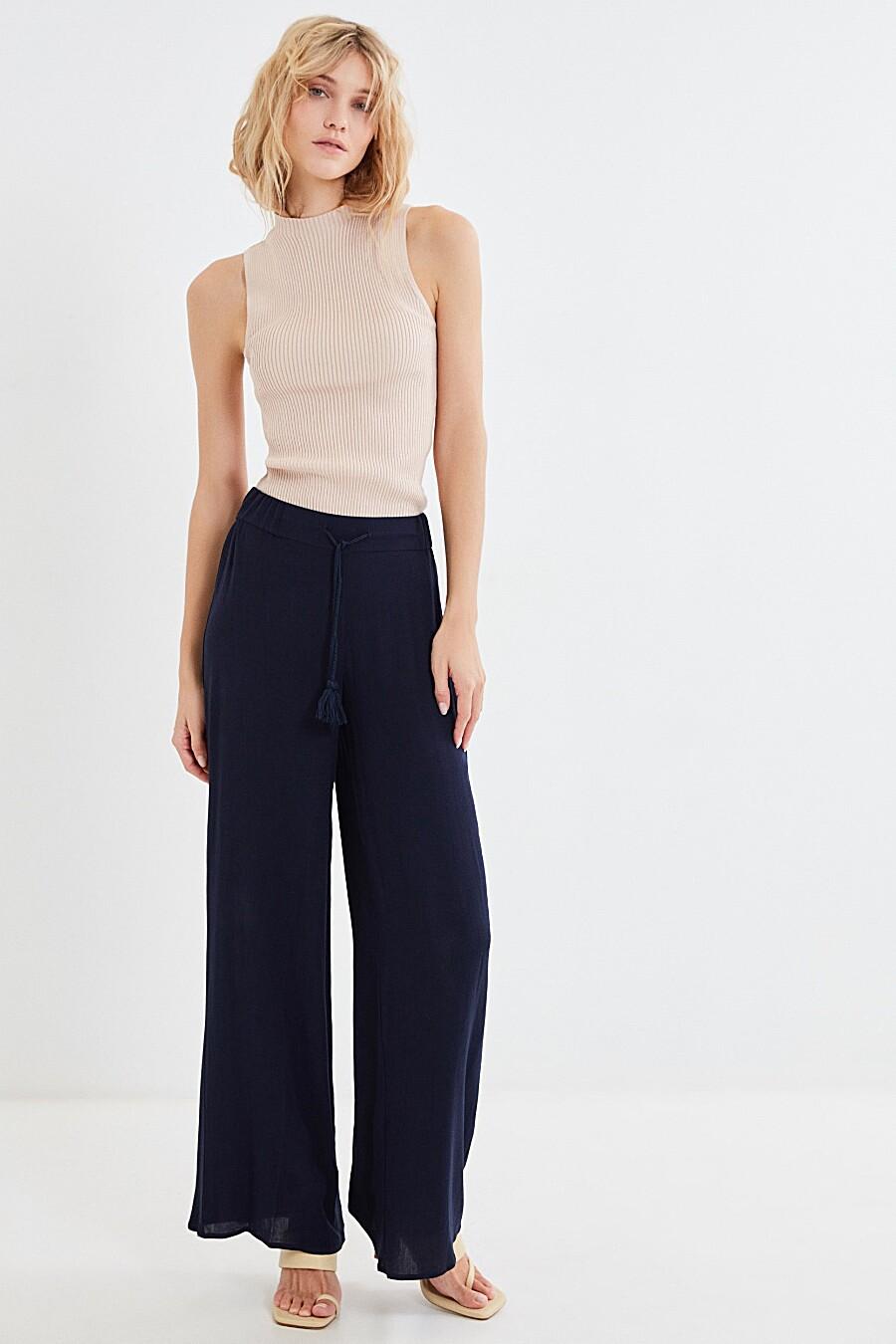 Брюки для женщин ZARINA 205276 купить оптом от производителя. Совместная покупка женской одежды в OptMoyo