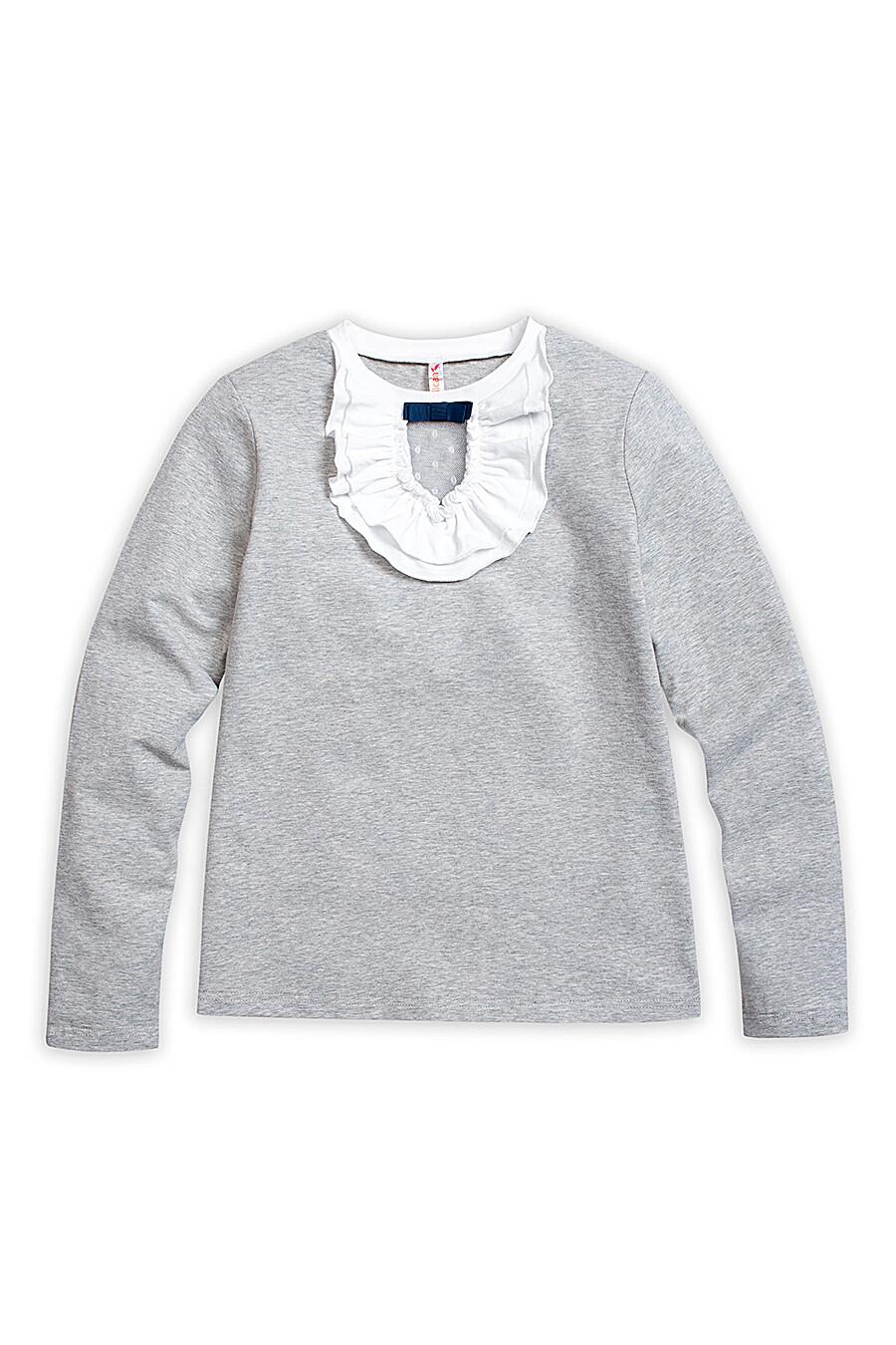 Блузка для девочек PELICAN 218520 купить оптом от производителя. Совместная покупка детской одежды в OptMoyo