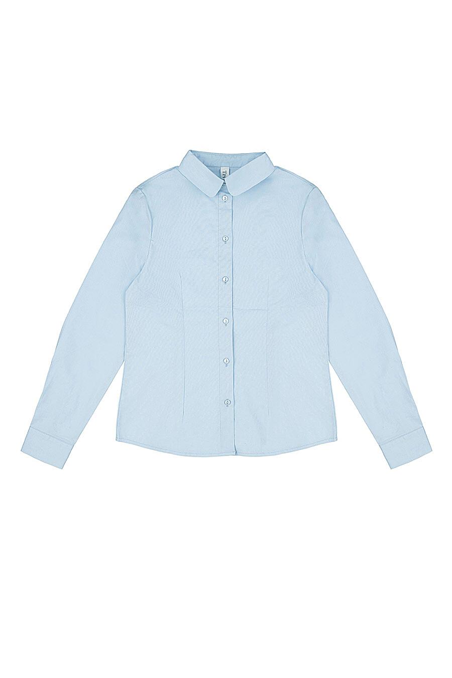 Блуза для девочек IN FUNT 218919 купить оптом от производителя. Совместная покупка детской одежды в OptMoyo
