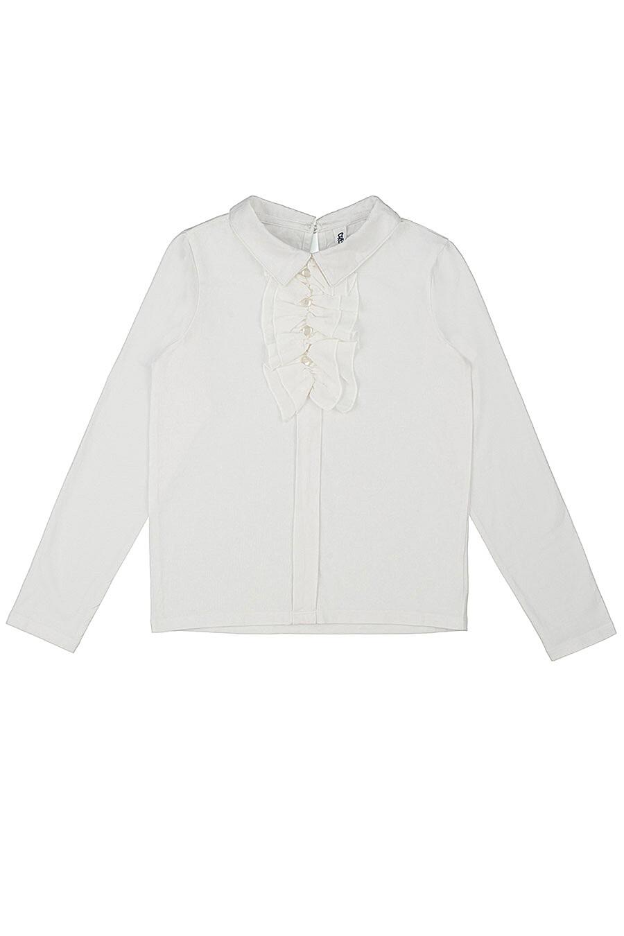 Блуза для девочек IN FUNT 219138 купить оптом от производителя. Совместная покупка детской одежды в OptMoyo