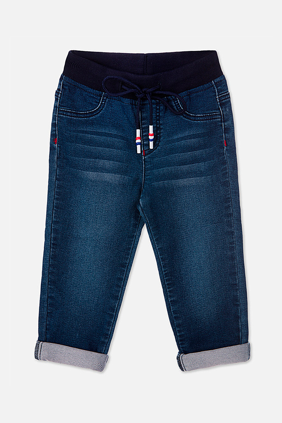 Джинсы для мальчиков PLAYTODAY 239034 купить оптом от производителя. Совместная покупка детской одежды в OptMoyo