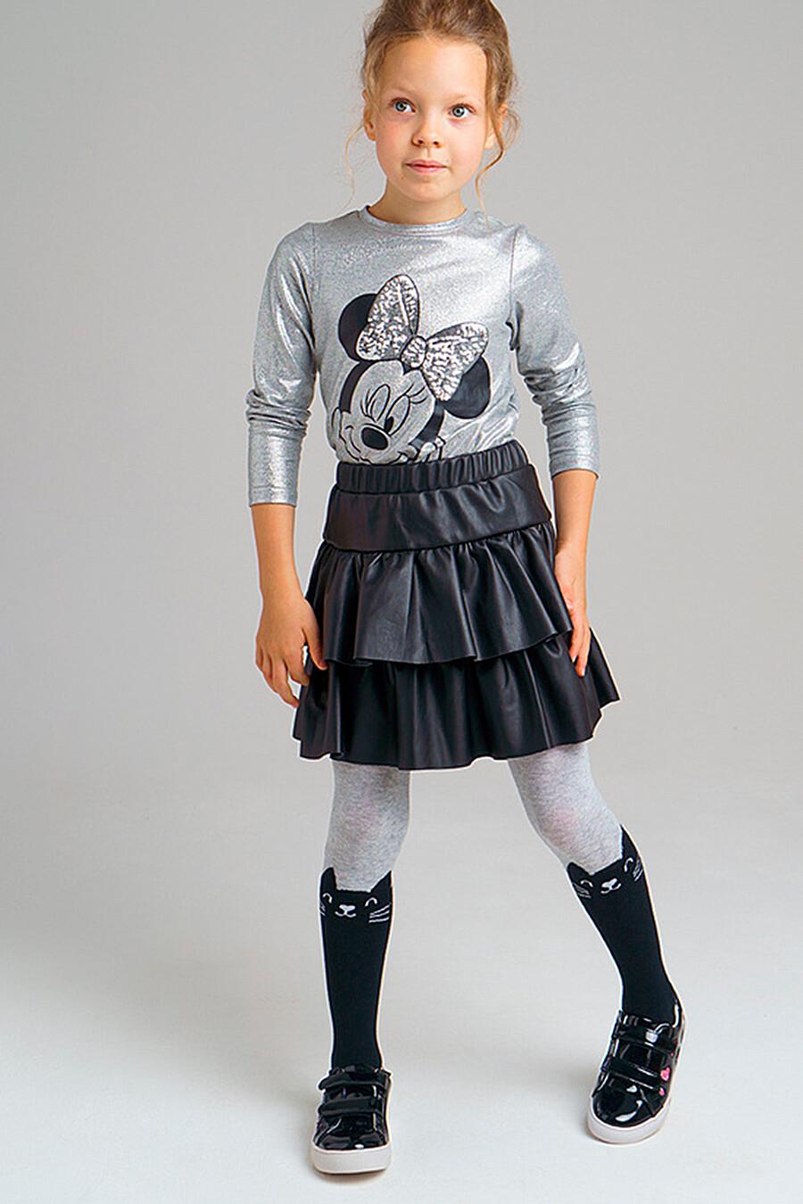 Колготки для девочек PLAYTODAY 239085 купить оптом от производителя. Совместная покупка детской одежды в OptMoyo