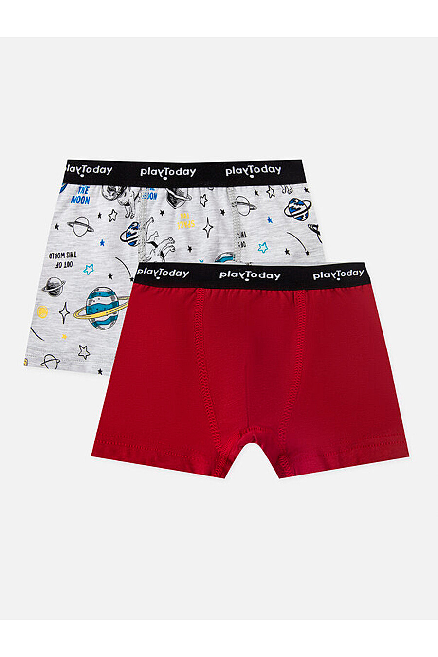 Набор трусов 2 шт. для мальчиков PLAYTODAY 239103 купить оптом от производителя. Совместная покупка детской одежды в OptMoyo