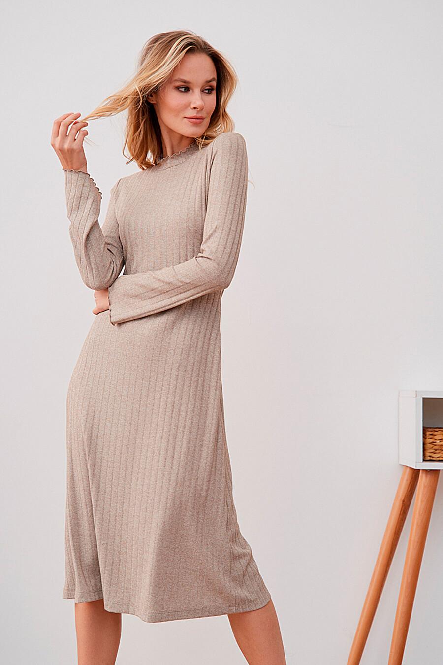 Платье для женщин DELIA 239541 купить оптом от производителя. Совместная покупка женской одежды в OptMoyo