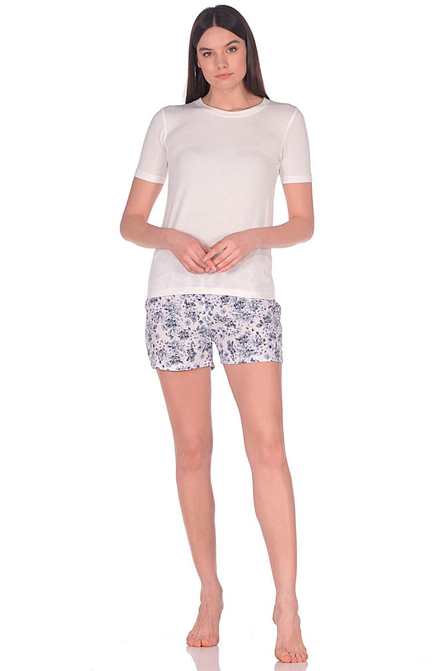 Шорты для женщин N.O.A. 239592 купить оптом от производителя. Совместная покупка женской одежды в OptMoyo