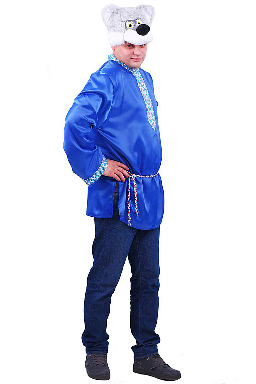 Костюм карнавальный для мужчин BATIK 247461 купить оптом от производителя. Совместная покупка мужской одежды в OptMoyo