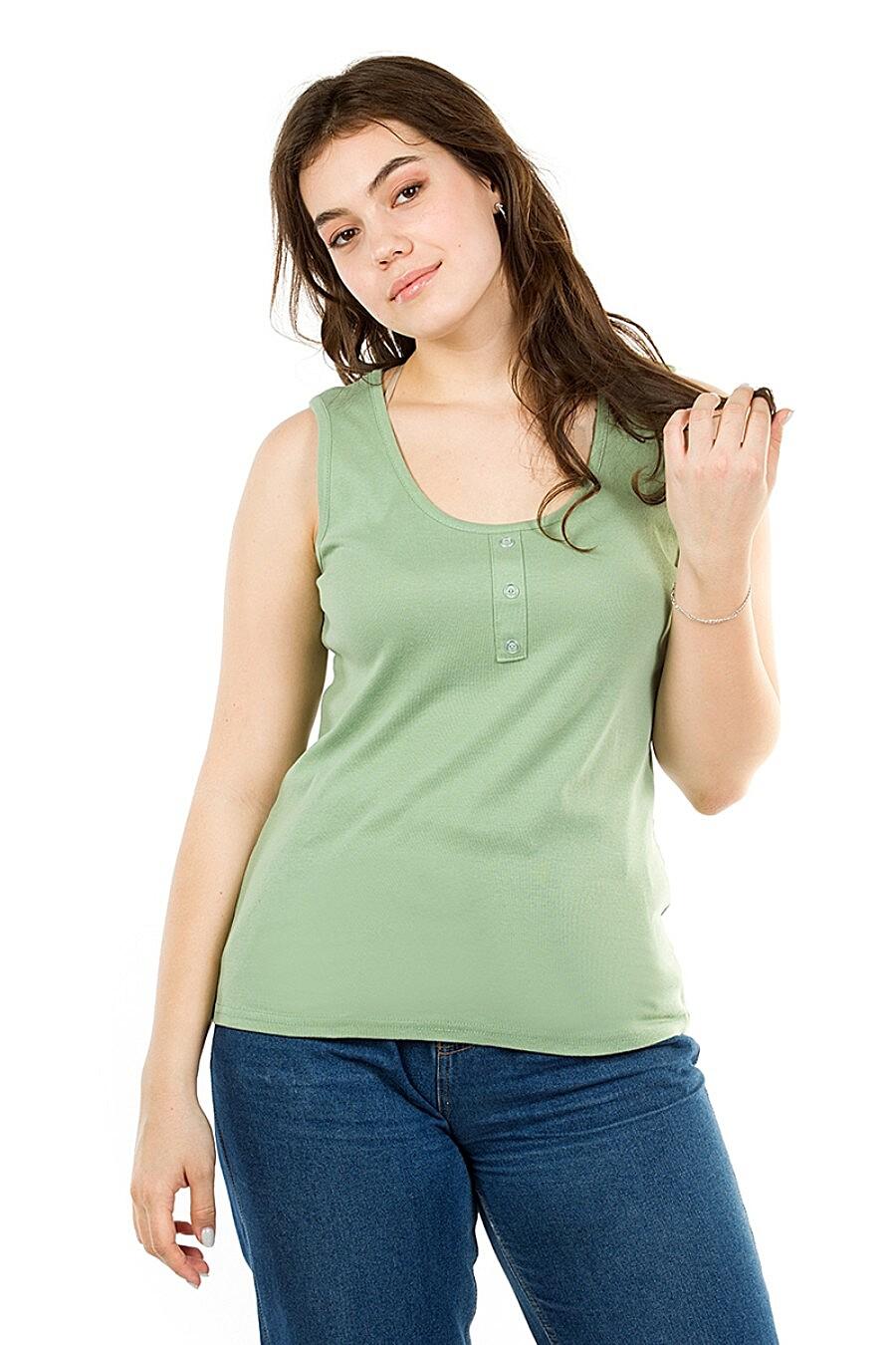 Майка для женщин N.O.A. 247473 купить оптом от производителя. Совместная покупка женской одежды в OptMoyo