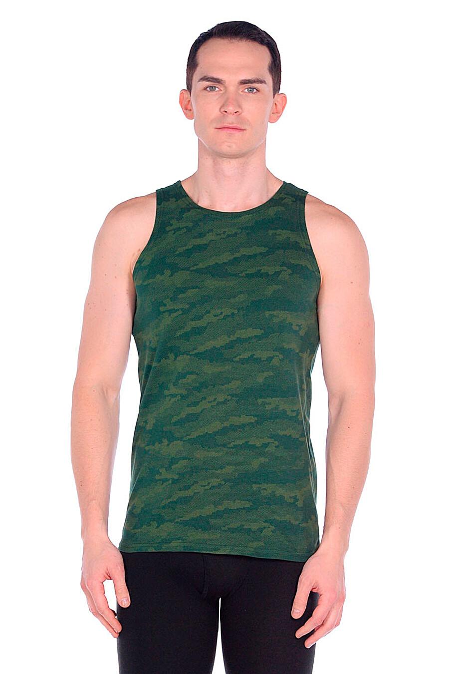 Майка для мужчин N.O.A. 247482 купить оптом от производителя. Совместная покупка мужской одежды в OptMoyo