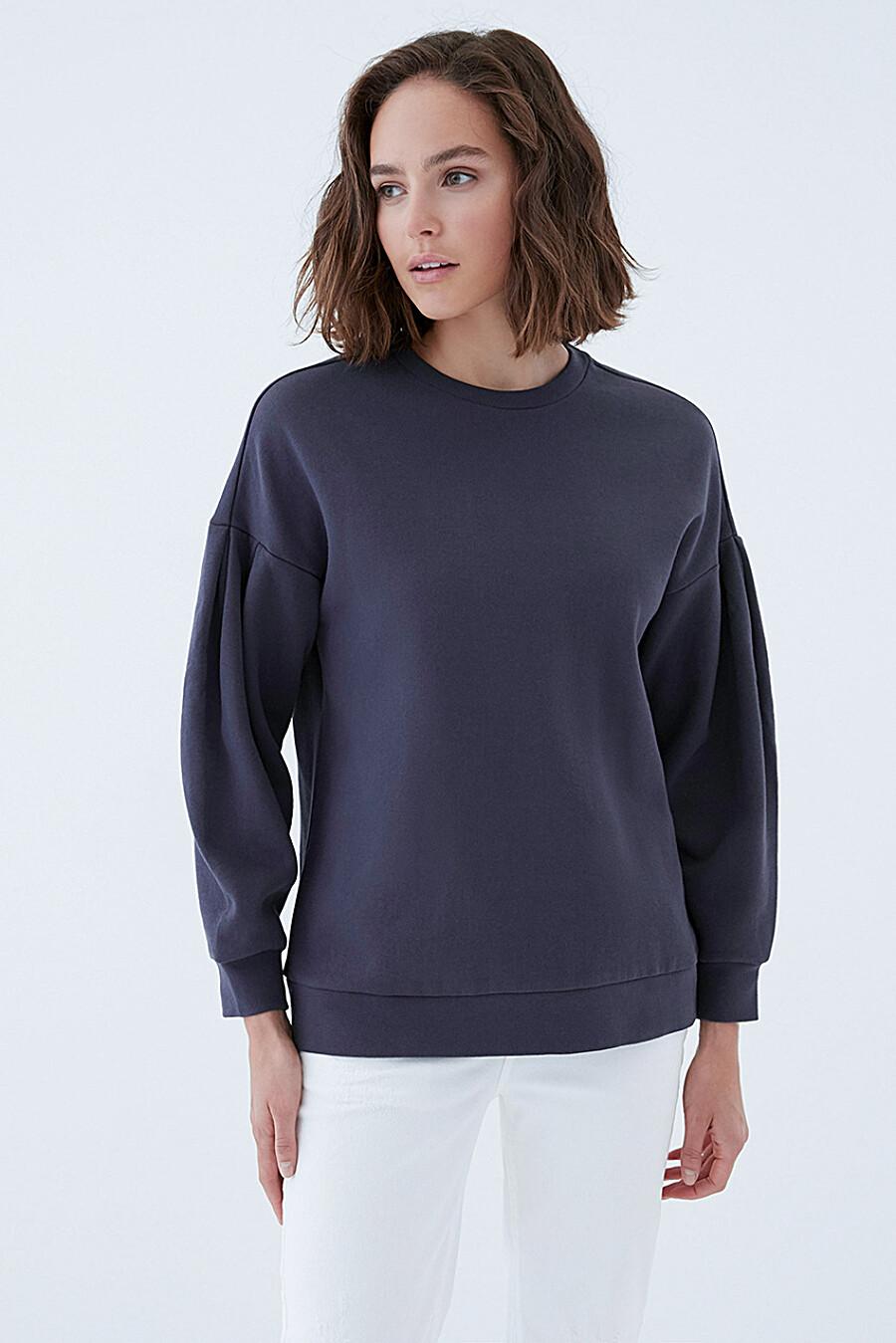 Джемпер для женщин ZARINA 261177 купить оптом от производителя. Совместная покупка женской одежды в OptMoyo