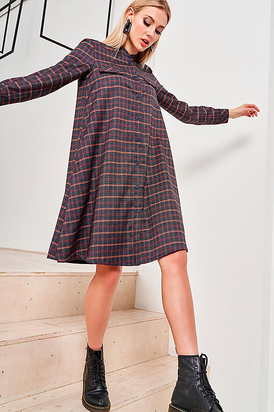 Платье для женщин VITTORIA VICCI 272271 купить оптом от производителя. Совместная покупка женской одежды в OptMoyo