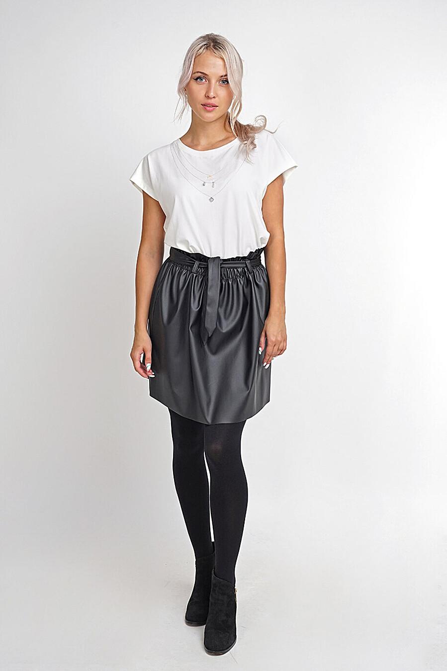 Юбка для женщин CLEVER 272877 купить оптом от производителя. Совместная покупка женской одежды в OptMoyo