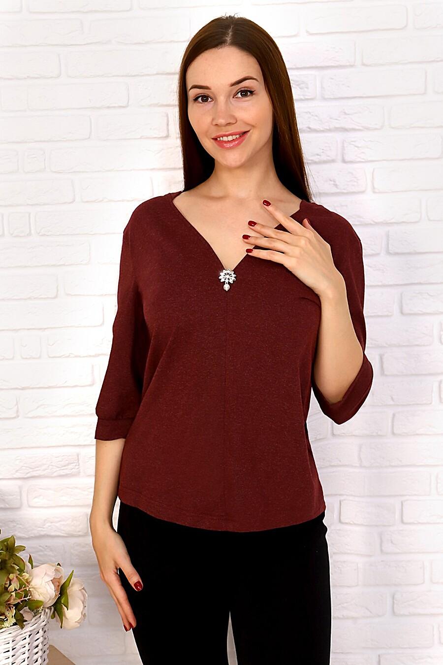 Туника 25147 для женщин НАТАЛИ 288399 купить оптом от производителя. Совместная покупка женской одежды в OptMoyo