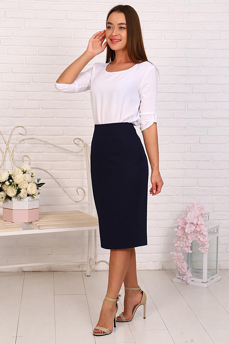 Юбка 0587 для женщин НАТАЛИ 289254 купить оптом от производителя. Совместная покупка женской одежды в OptMoyo