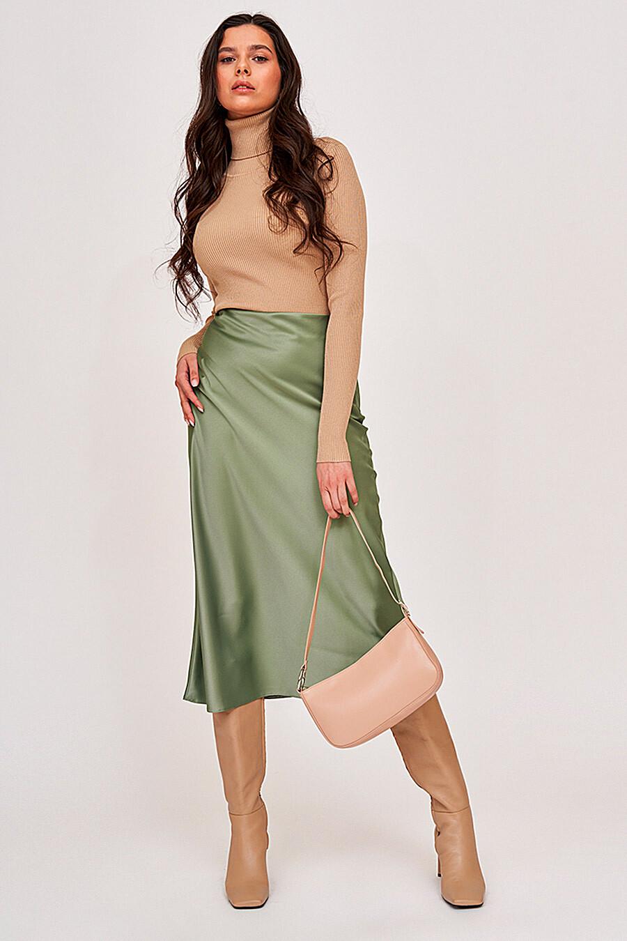 Юбка для женщин DELIA 289539 купить оптом от производителя. Совместная покупка женской одежды в OptMoyo