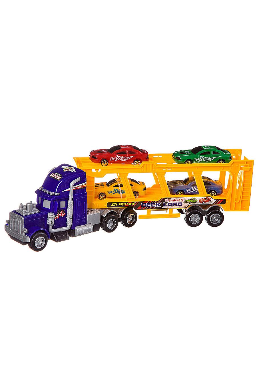 Машинка для детей BONDIBON 289812 купить оптом от производителя. Совместная покупка игрушек в OptMoyo