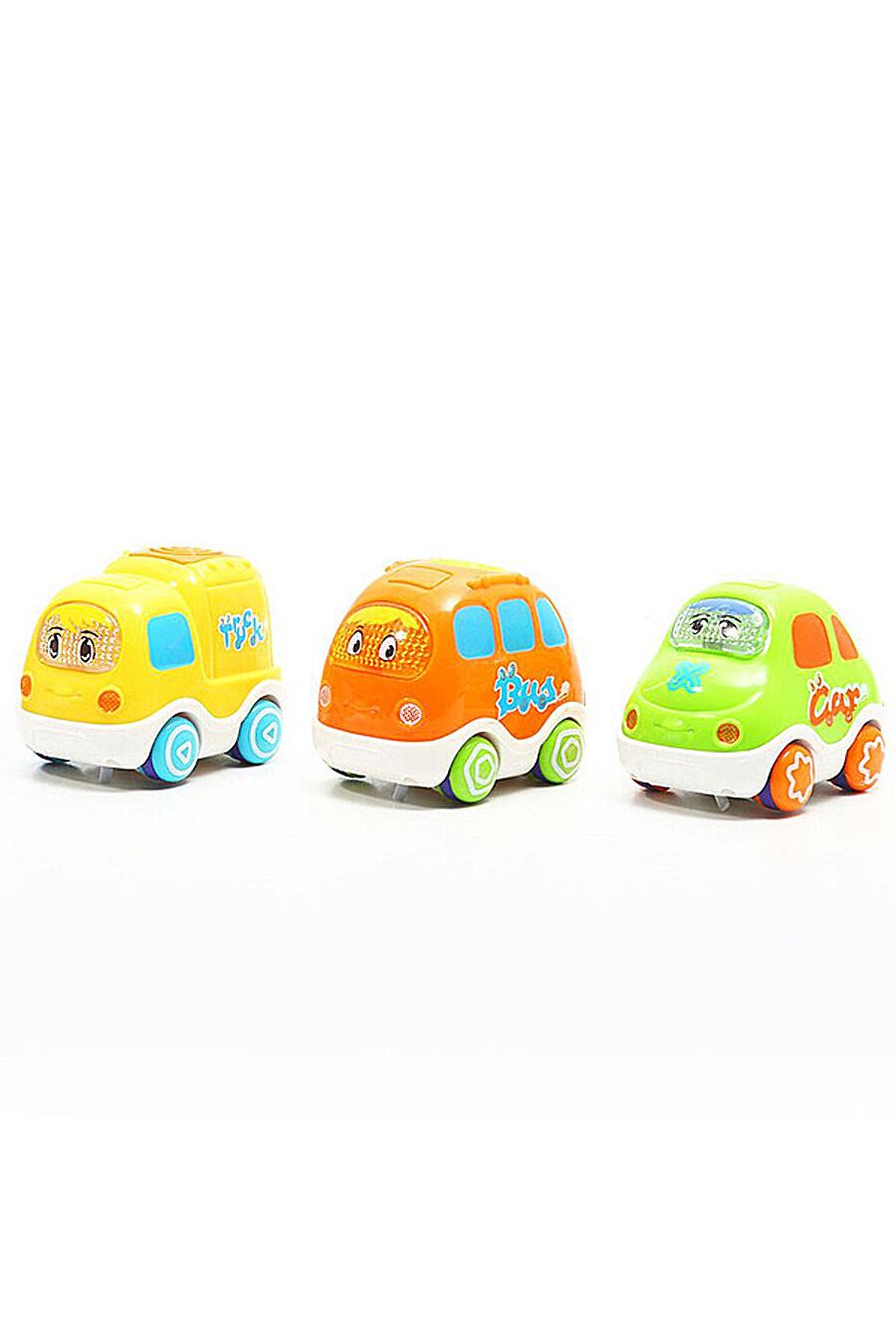 Набор машинок для детей BONDIBON 289848 купить оптом от производителя. Совместная покупка игрушек в OptMoyo