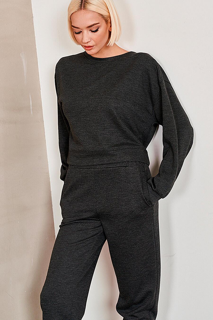 Свитшот для женщин VITTORIA VICCI 334944 купить оптом от производителя. Совместная покупка женской одежды в OptMoyo