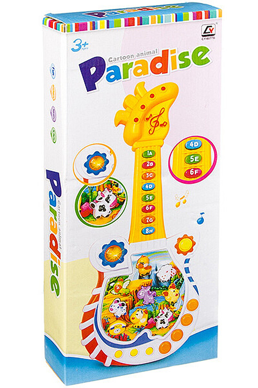 Музыкальный инструмент для детей BONNA 348468 купить оптом от производителя. Совместная покупка игрушек в OptMoyo