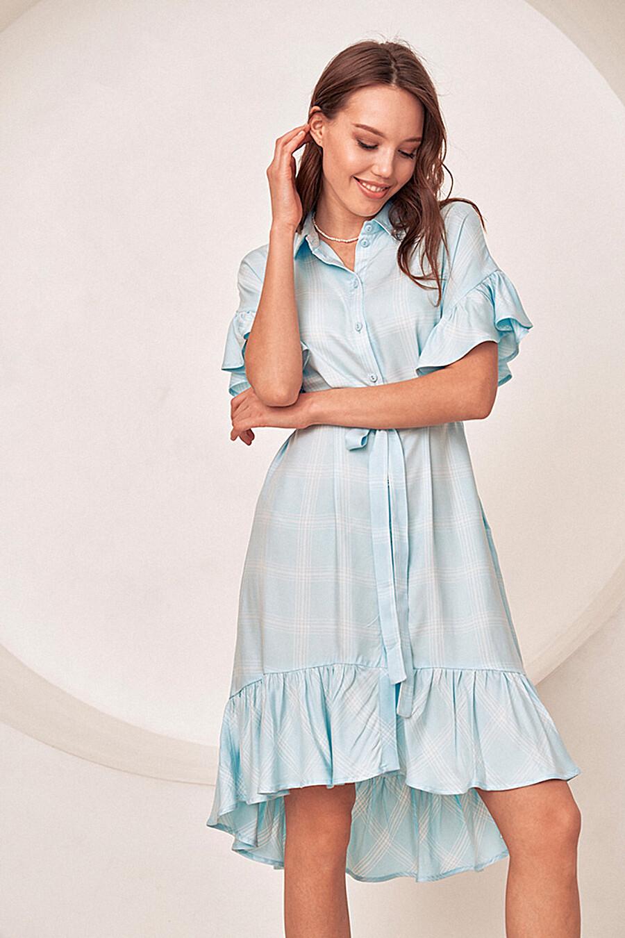 Платье для женщин DELIA 649098 купить оптом от производителя. Совместная покупка женской одежды в OptMoyo