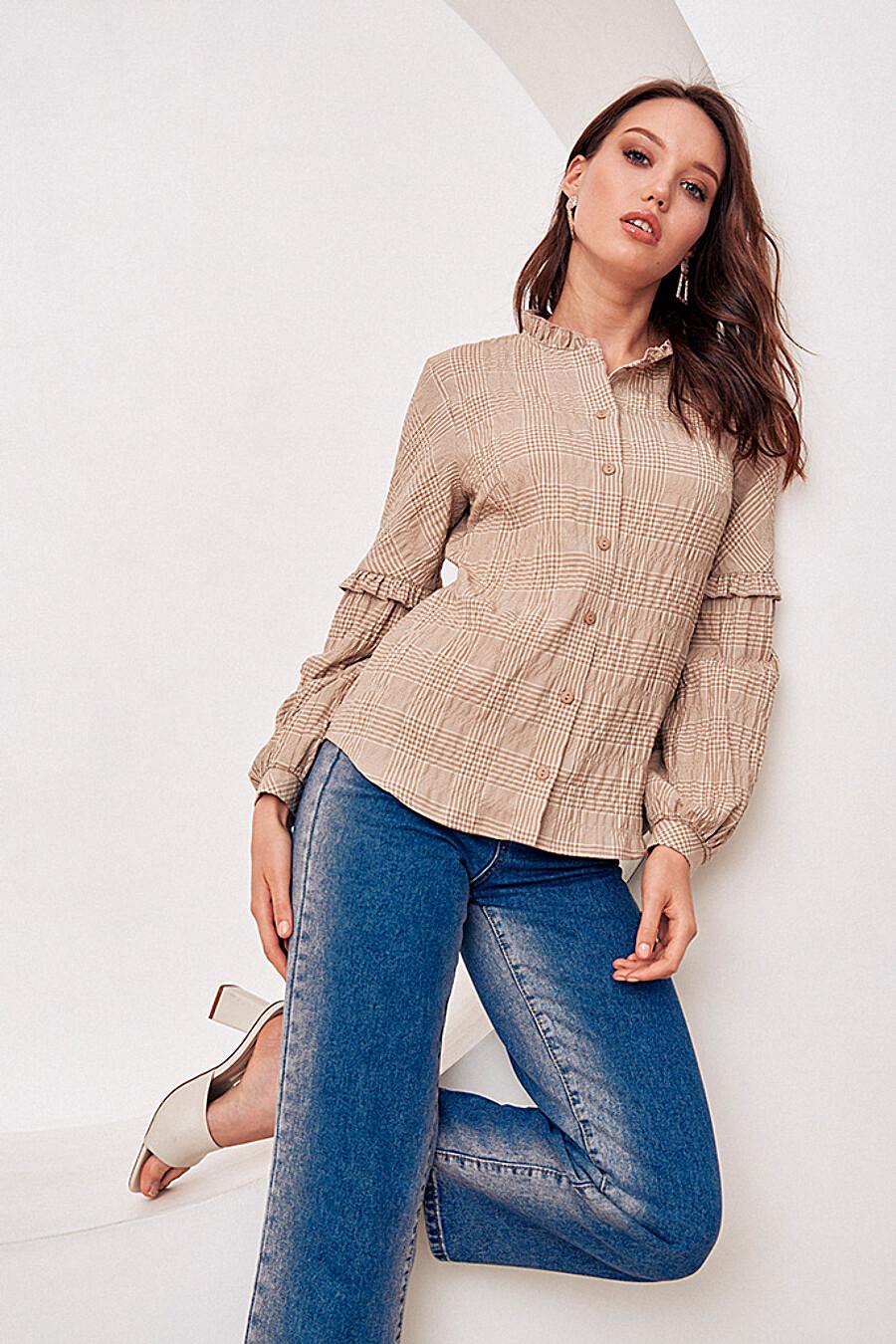 Блуза для женщин DELIA 649128 купить оптом от производителя. Совместная покупка женской одежды в OptMoyo