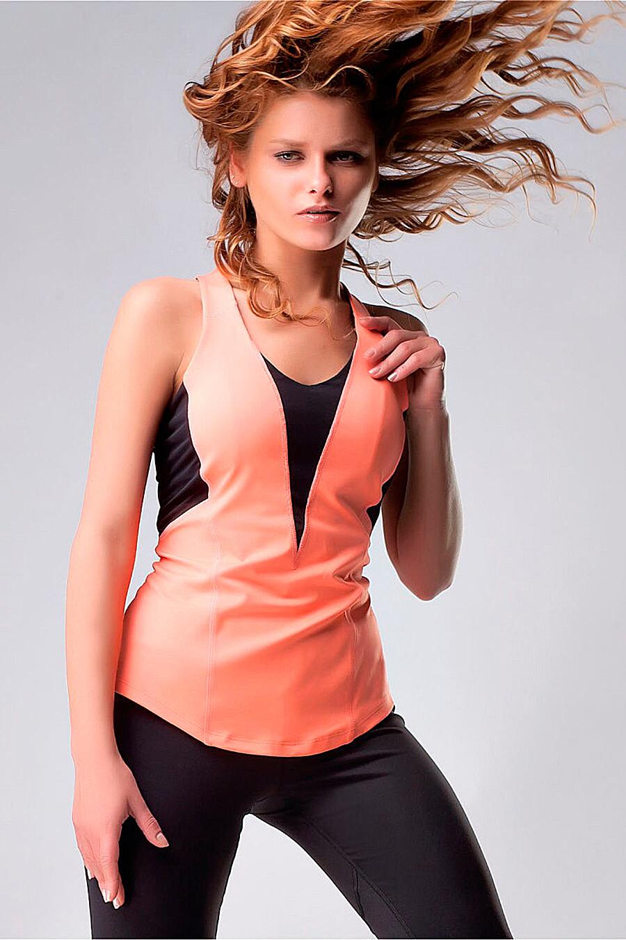 Майка для женщин OPIUM 649161 купить оптом от производителя. Совместная покупка женской одежды в OptMoyo