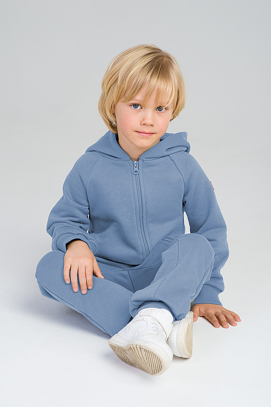 Комбинезон для мальчиков EZANNA 649182 купить оптом от производителя. Совместная покупка детской одежды в OptMoyo