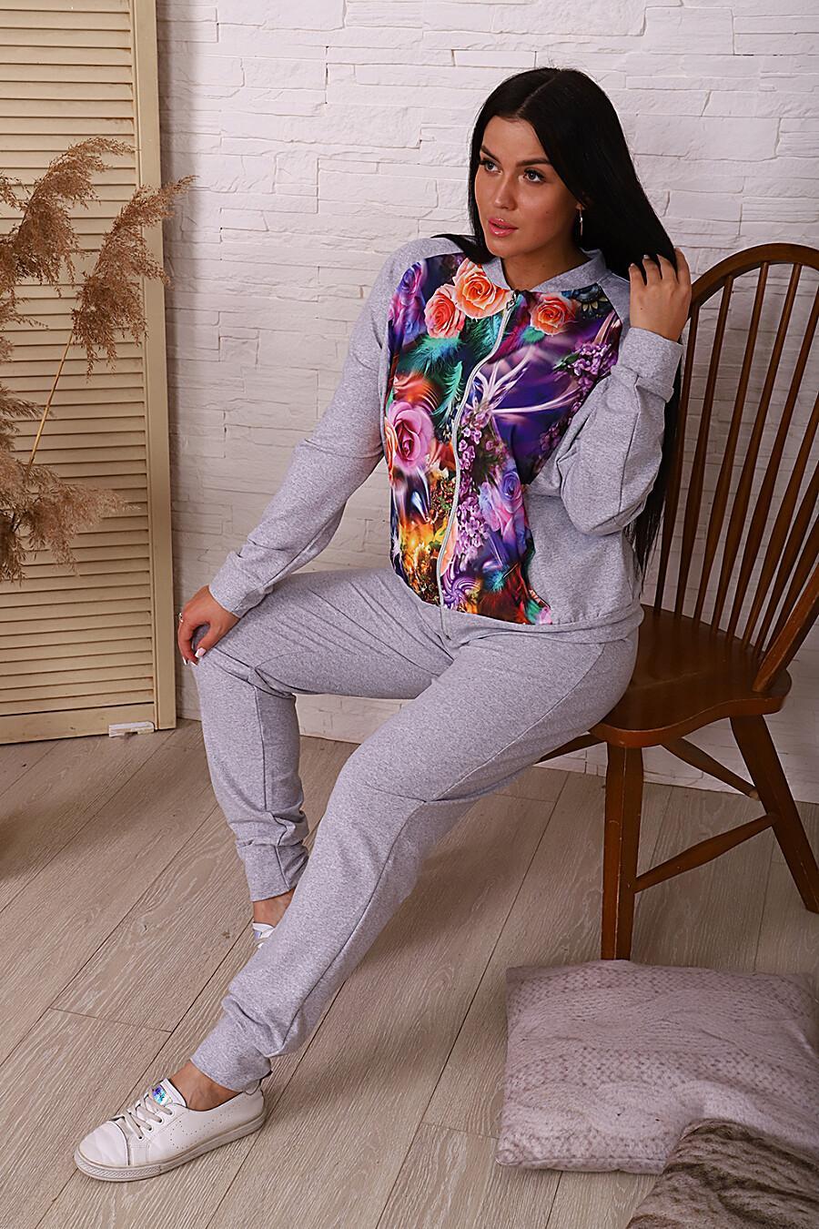 Костюм 4674 для женщин НАТАЛИ 649287 купить оптом от производителя. Совместная покупка женской одежды в OptMoyo