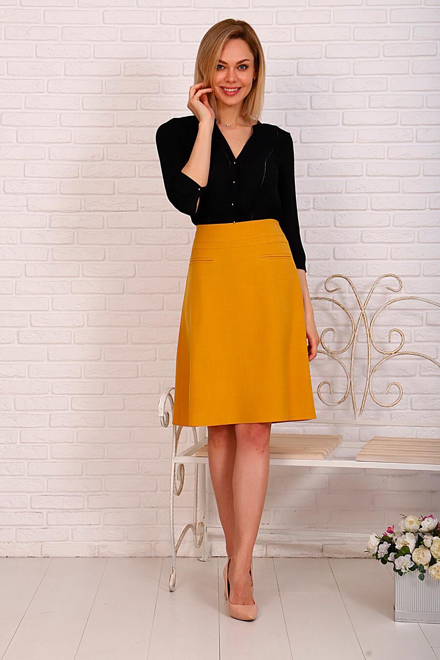 Юбка 0546з для женщин НАТАЛИ 649329 купить оптом от производителя. Совместная покупка женской одежды в OptMoyo