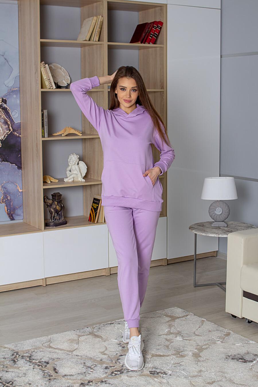 Костюм (Брюки+Толстовка) ДЕТСКИЙ ТРИКОТАЖ 37 (655173), купить в Moyo.moda