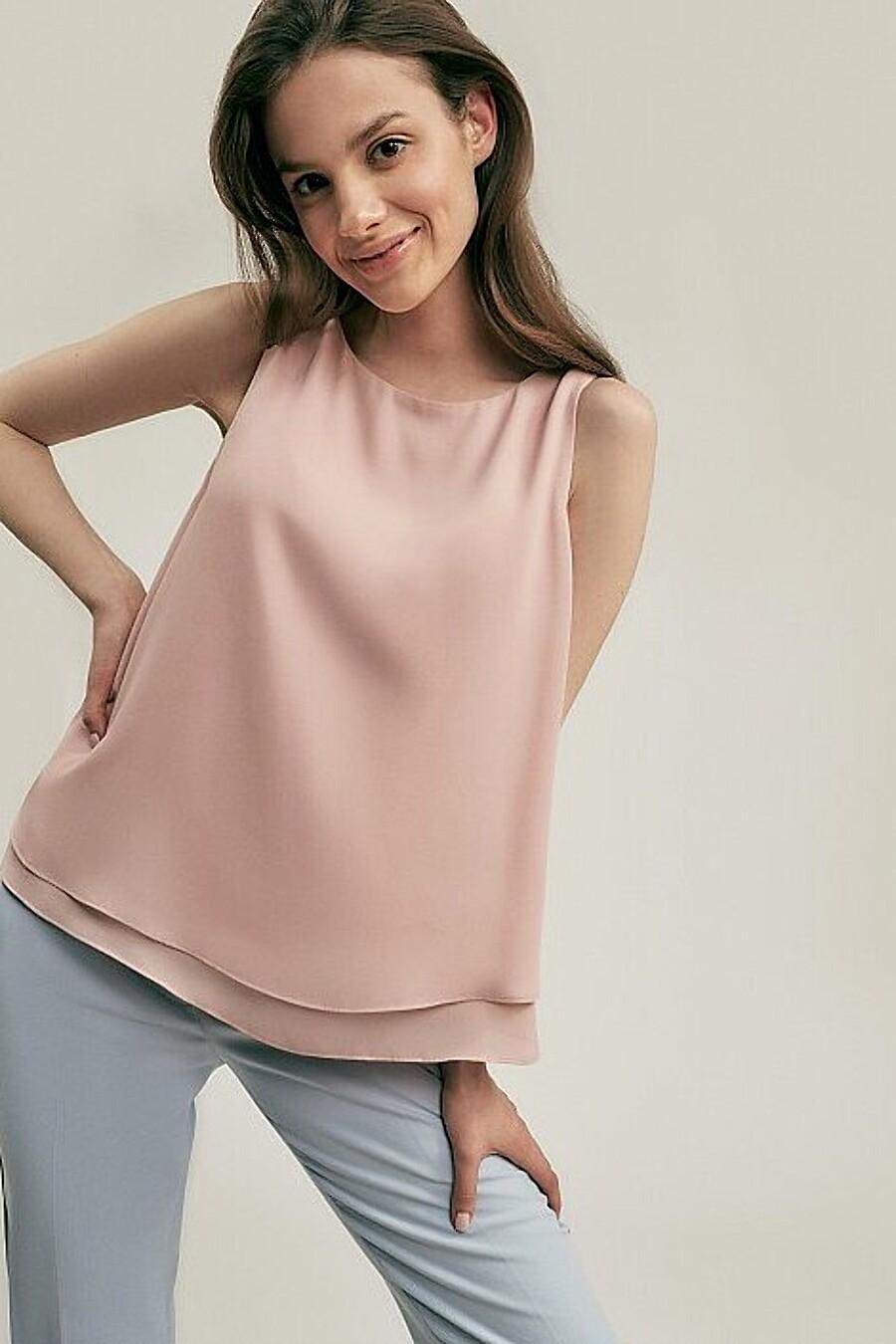 Топ для женщин CALISTA 655302 купить оптом от производителя. Совместная покупка женской одежды в OptMoyo