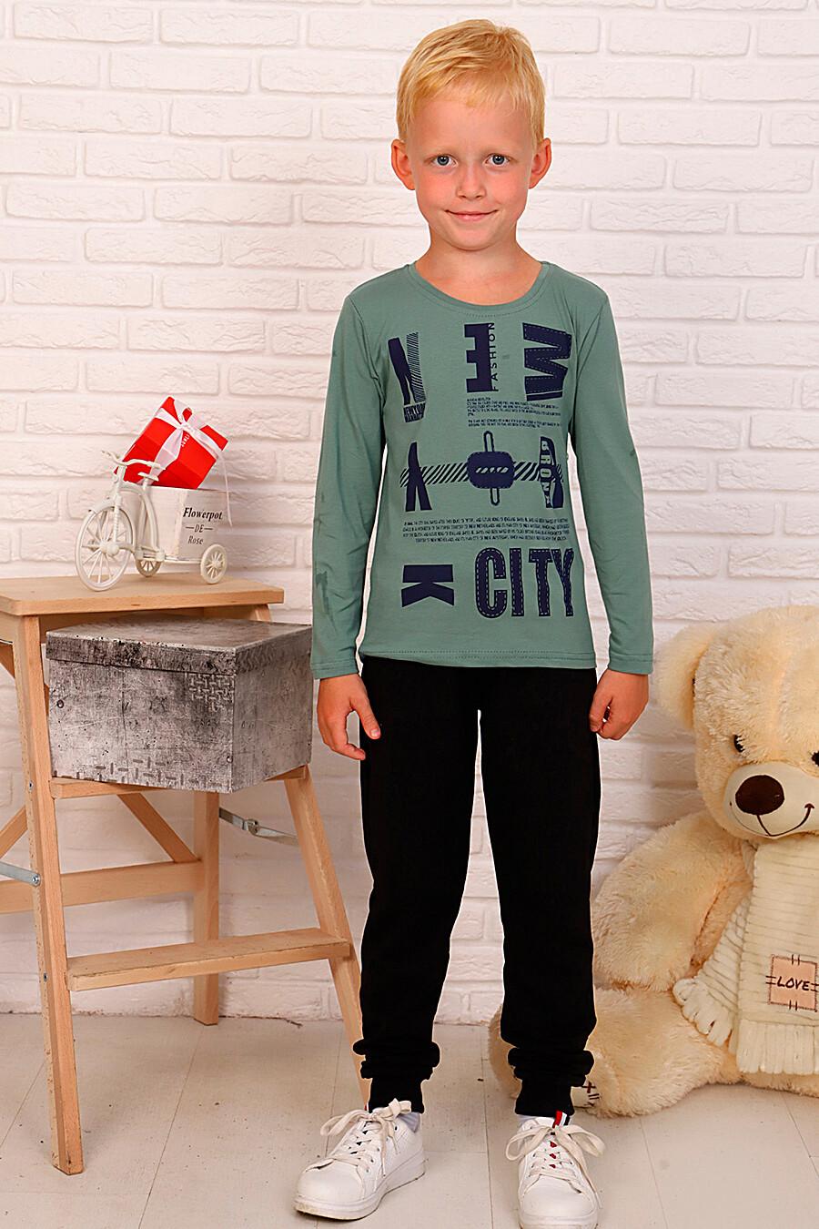 Лонгслив для мальчиков SOFIYA37 667866 купить оптом от производителя. Совместная покупка детской одежды в OptMoyo