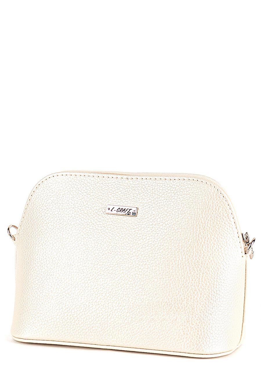 Сумка для женщин L-CRAFT 667923 купить оптом от производителя. Совместная покупка женской одежды в OptMoyo
